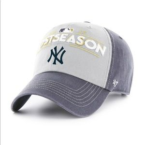 a21eed62afb34 47 Accessories - 47 brand New York Yankees postseason 17  Hat